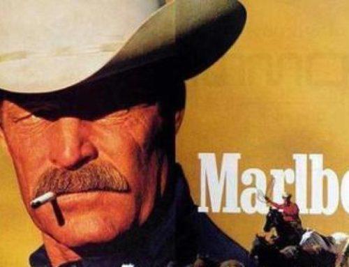 Murió el Hombre Marlboro por el cigarrillo – ¡Ironía de la vida!