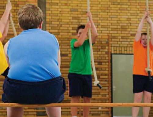Alarmante aumento de la obesidad infantil