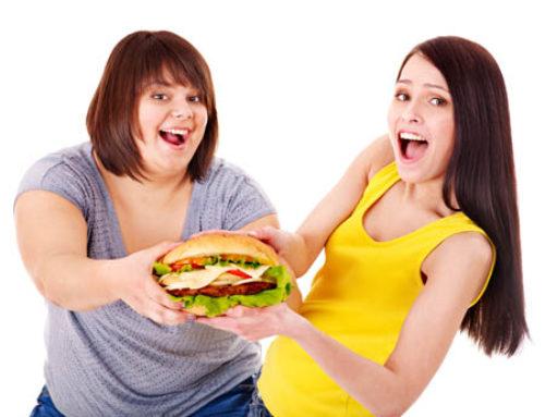 Incremento de la obesidad en Europa
