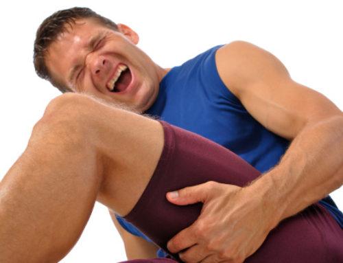 Terapia láser en roturas fibrilares musculares