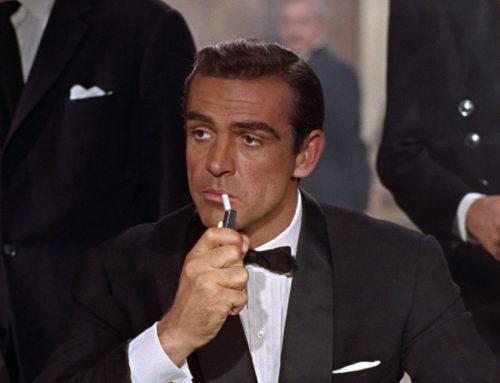 James Bond y el tabaquismo pasivo