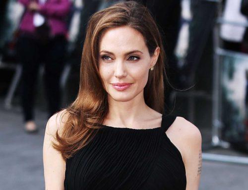 Angelina Jolie sufrió una parálisis facial y mejoró con acupuntura