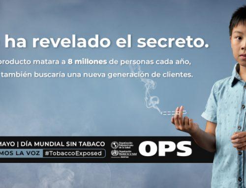 En Día Mundial Sin Tabaco,  se ha revelado el secreto.